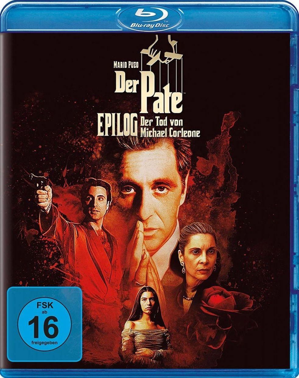 Pate Epilog, Der - Der Tod von Michael Corleone (BLURAY)