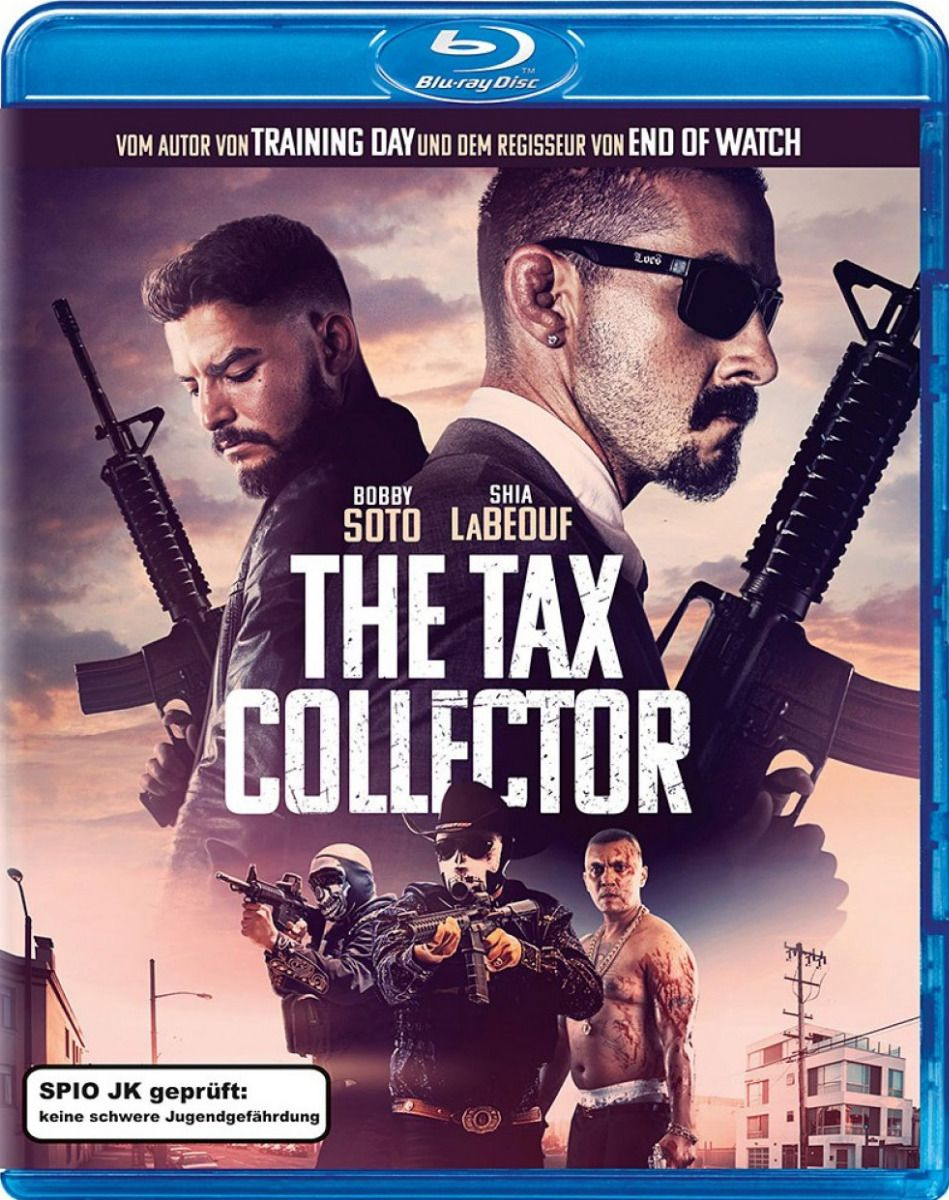Tax Collector, The (BLURAY)