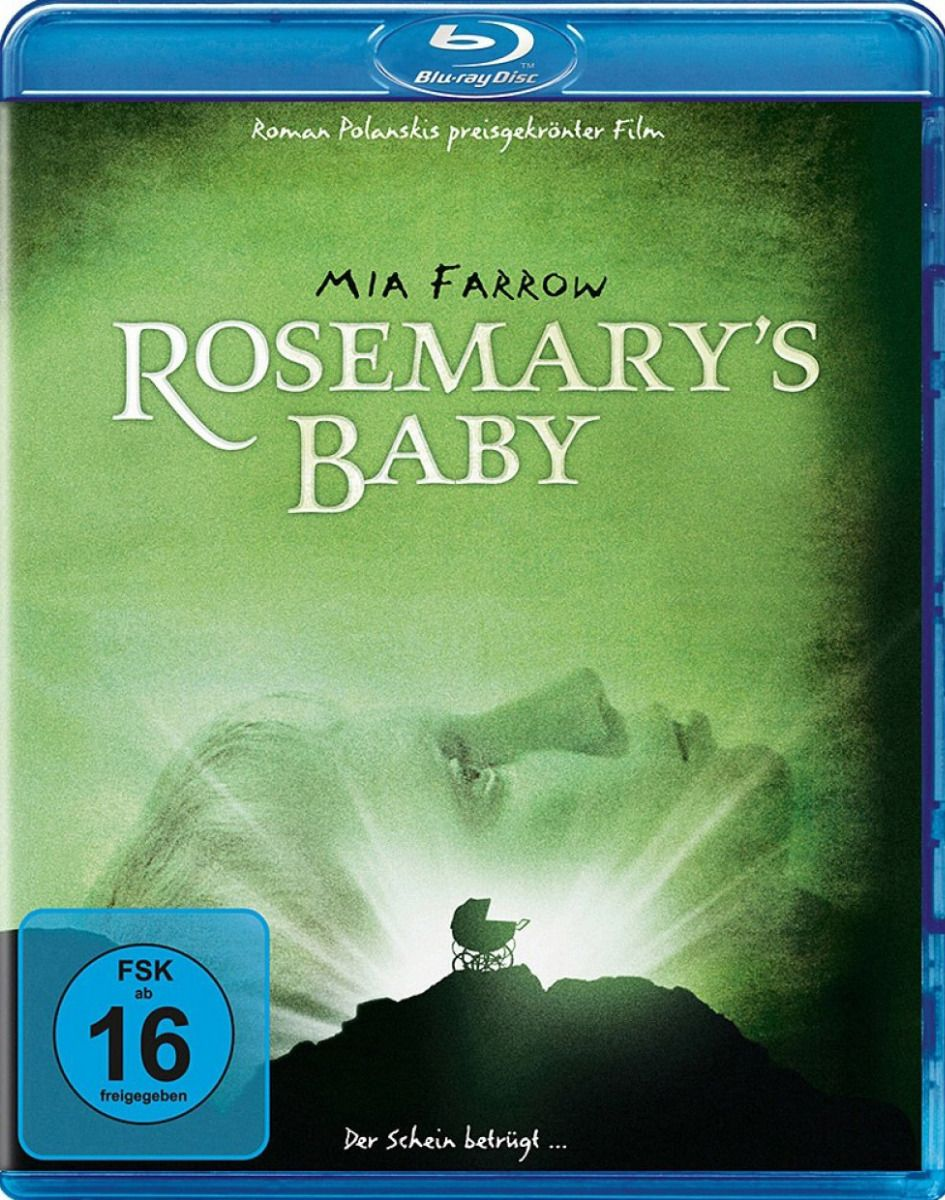 Rosemary's Baby (Neuauflage) (BLURAY)