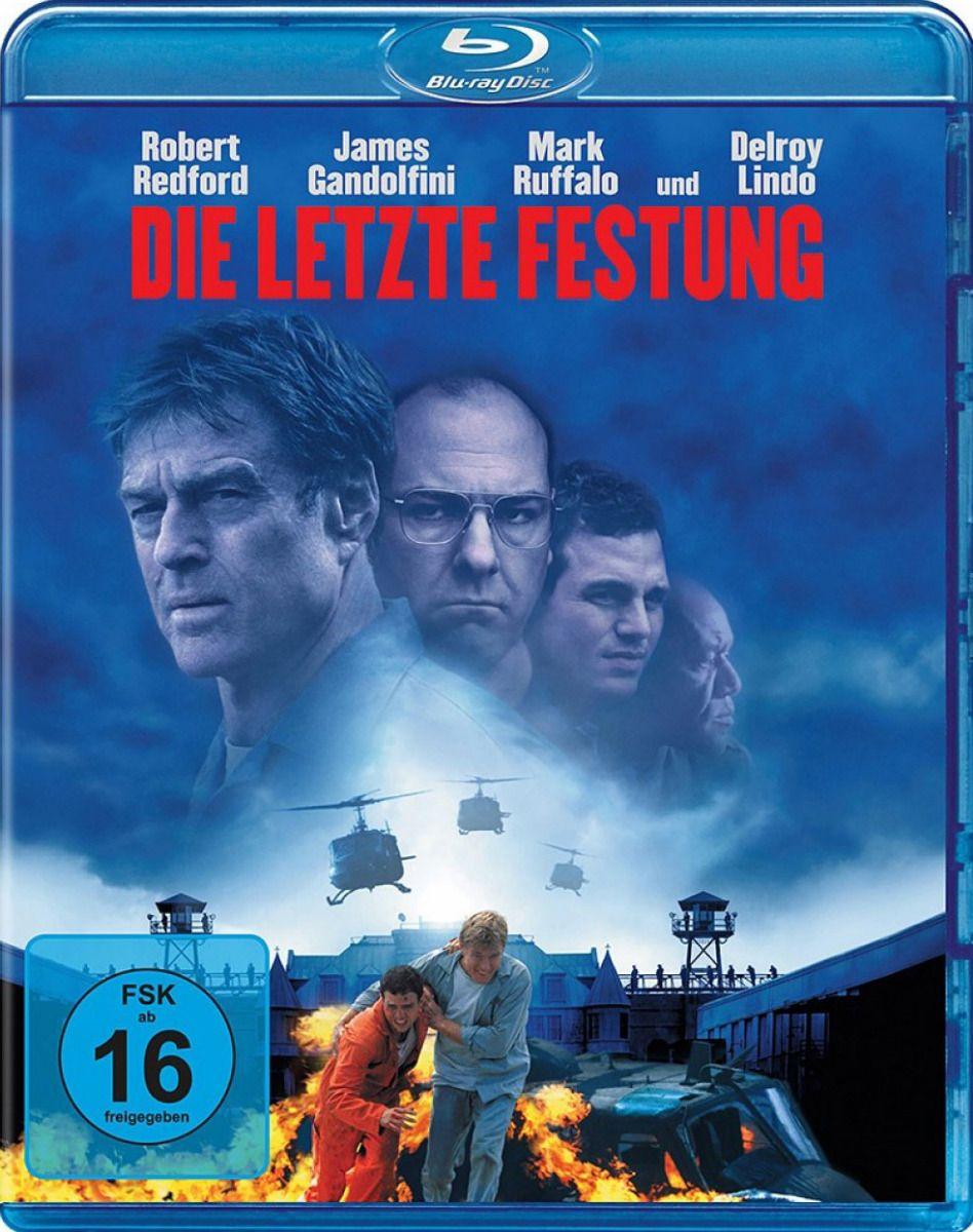 Letzte Festung, Die (BLURAY)