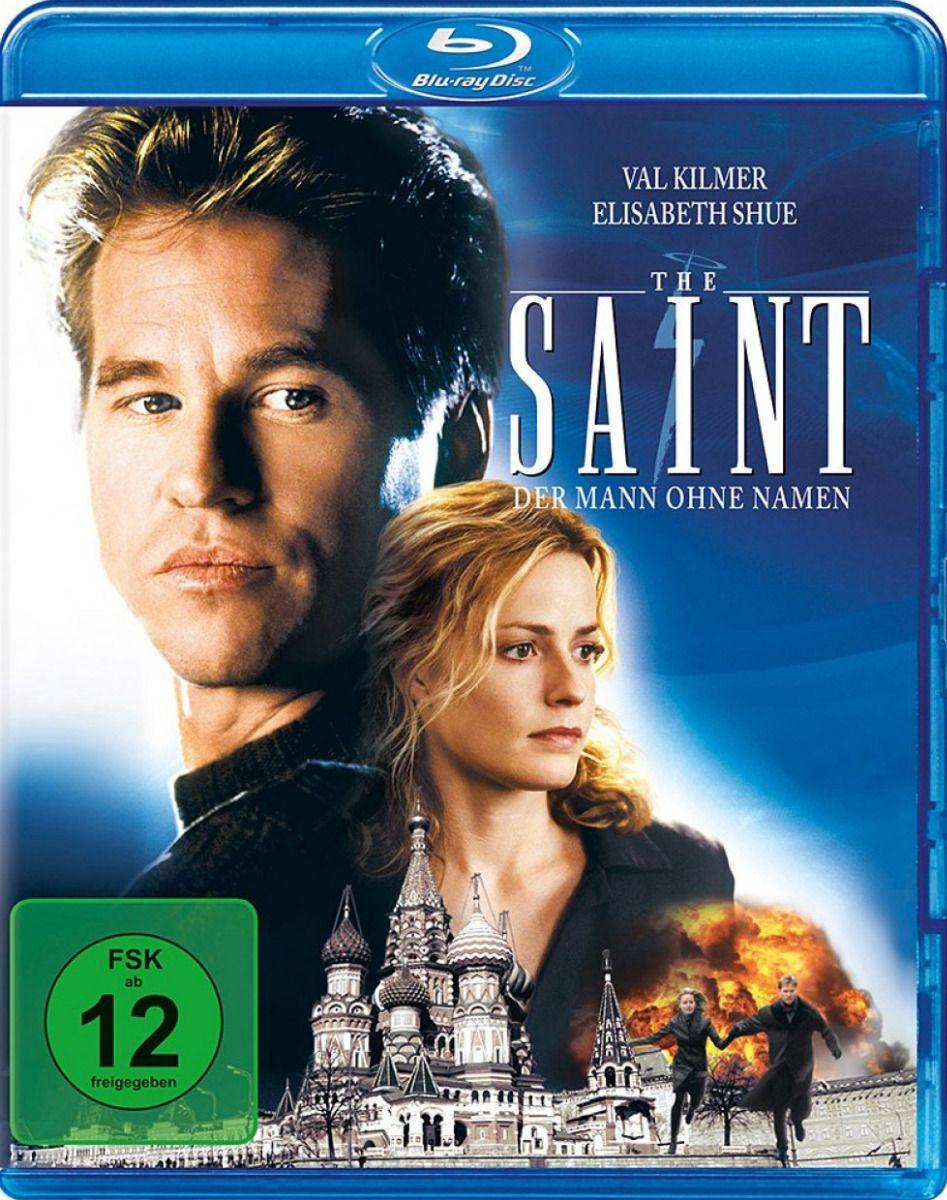 Saint, The - Der Mann ohne Namen (BLURAY)