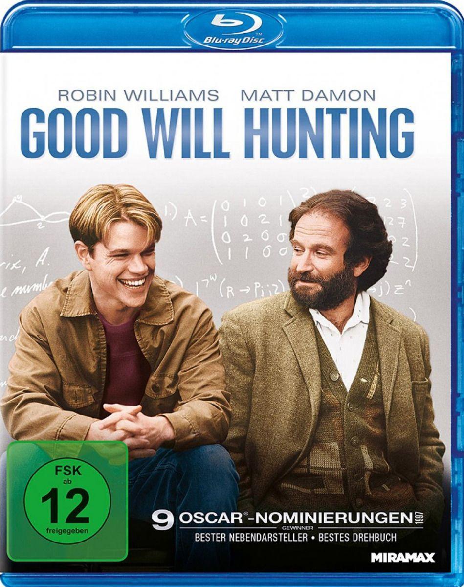 Good Will Hunting (Neuauflage) (BLURAY)