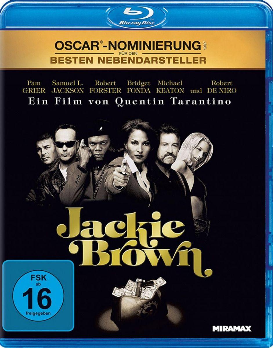 Jackie Brown (Neuauflage) (BLURAY)