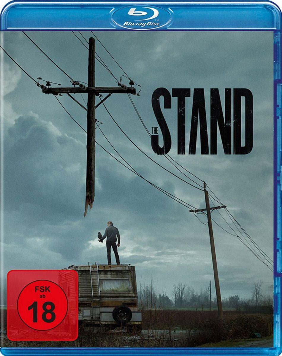 Stand, The (2020) - Die komplette Serie (4 Discs) (BLURAY)