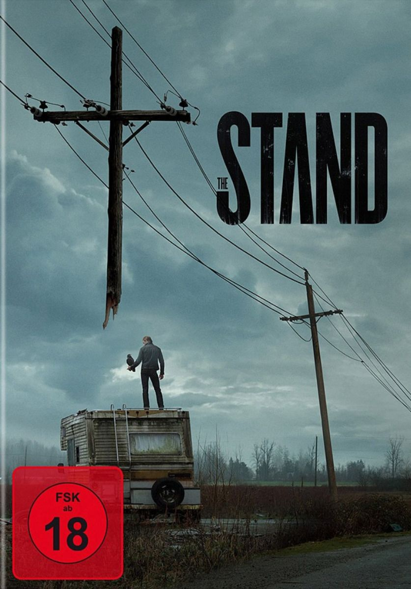 Stand, The (2020) - Die komplette Serie (3 Discs)