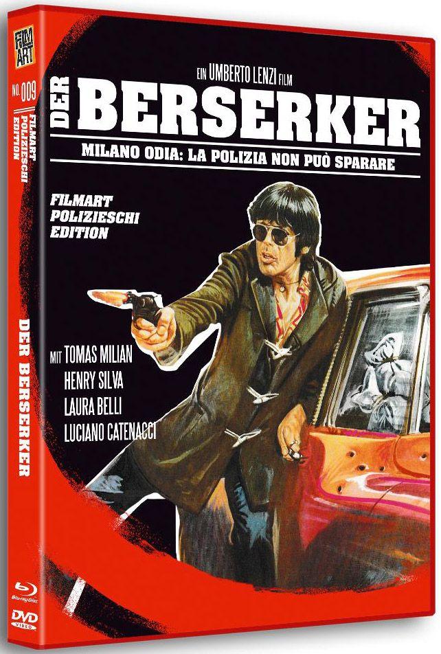 Berserker, Der (Lim. Uncut Edition) (DVD + BLURAY)