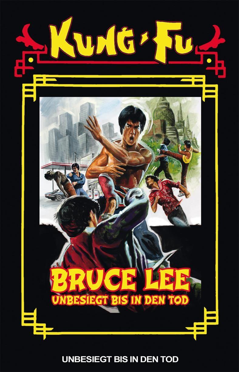 Bruce Lee - Unbesiegt bis in den Tod (Lim. gr. Hartbox - Cover B)