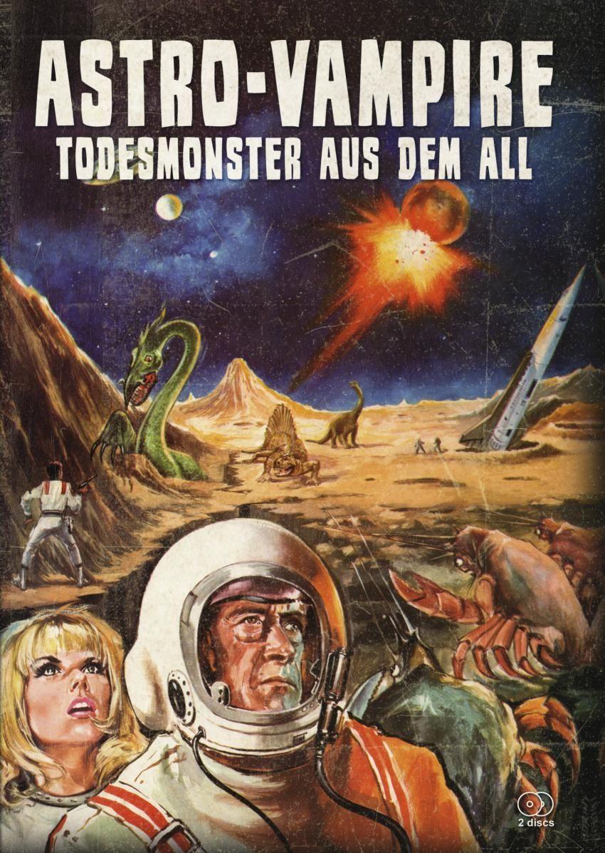 Astro-Vampire - Todesmonster aus dem All (Kl. Hartbox) (2 Discs)