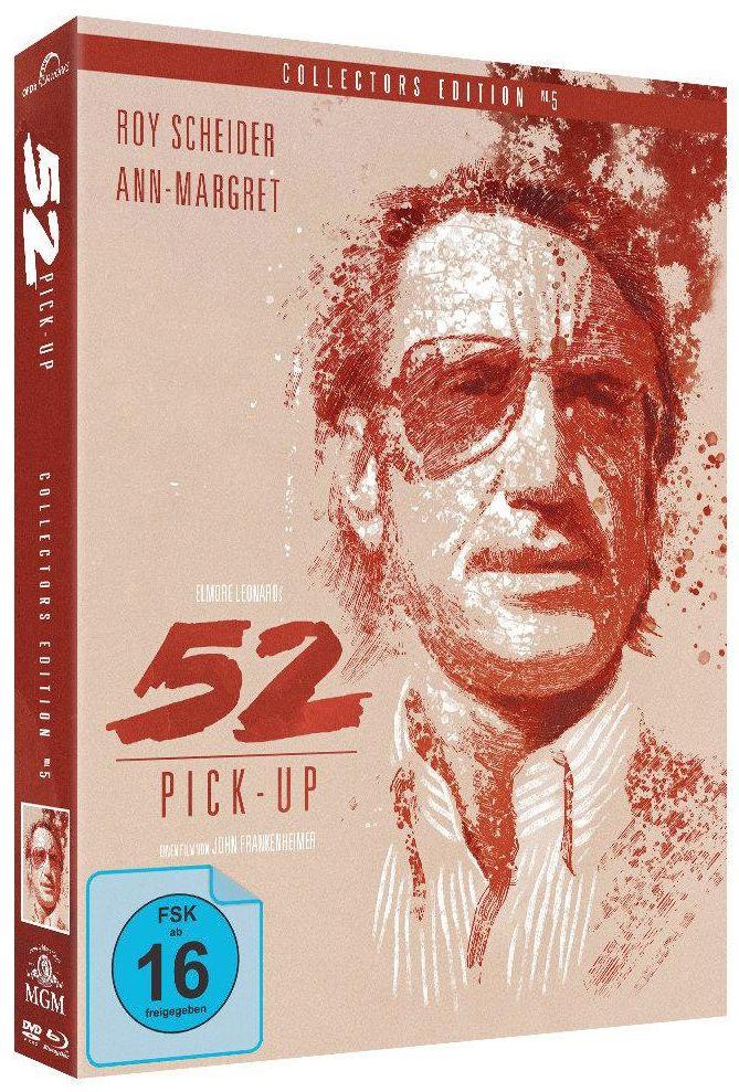 52 Pick-Up (Lim. Uncut Digipak) (2 DVD + BLURAY)