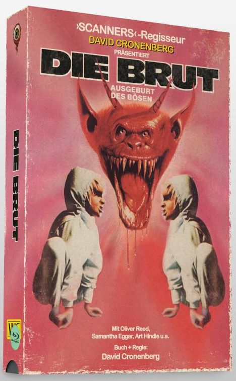 Brut, Die (Lim. VHS-Design Edition) (DVD + BLURAY)
