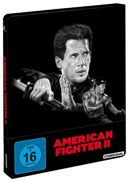 American Fighter 2: Der Auftrag (Lim. Steelbook) (BLURAY)