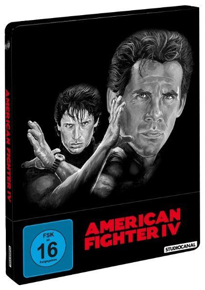 American Fighter 4: Die Vernichtung (Lim. Steelbook) (BLURAY)
