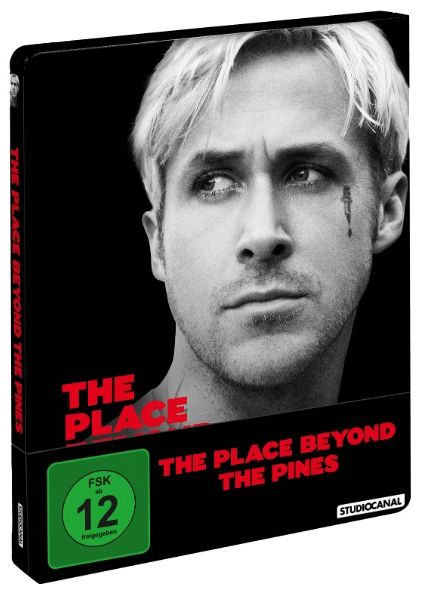 Place Beyond the Pines, The (Lim. Steelbook) (BLURAY)