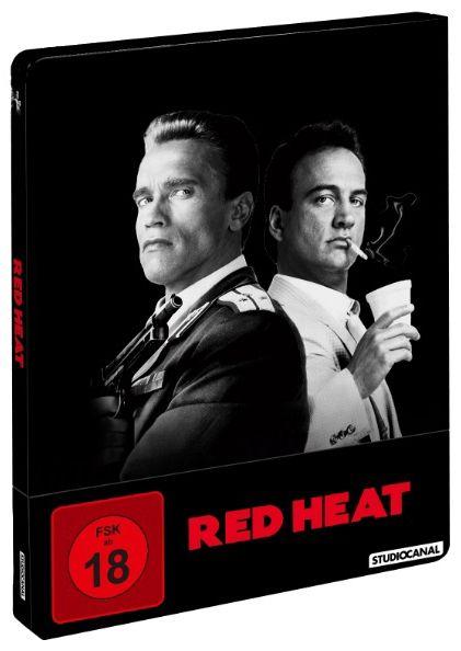 Red Heat (Lim. Steelbook) (BLURAY)