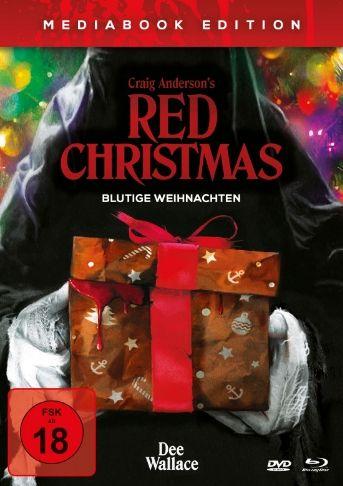 Red Christmas - Blutige Weihnachten (Lim. Uncut Mediabook) (DVD + BLURAY)