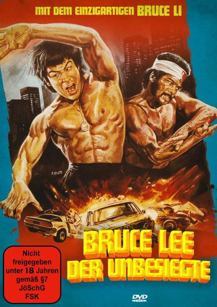 Bruce Lee - Der Unbesiegte