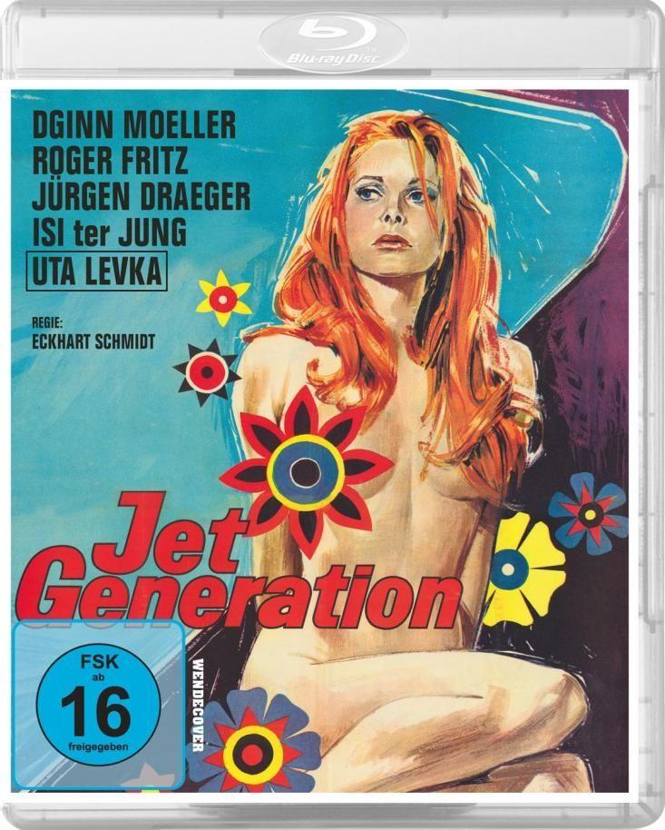 Jet Generation (BLURAY)