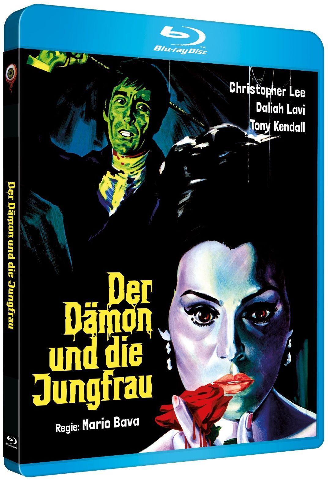 Dämon und die Jungfrau, Der (Lim. Edition - Cover B) (BLURAY)