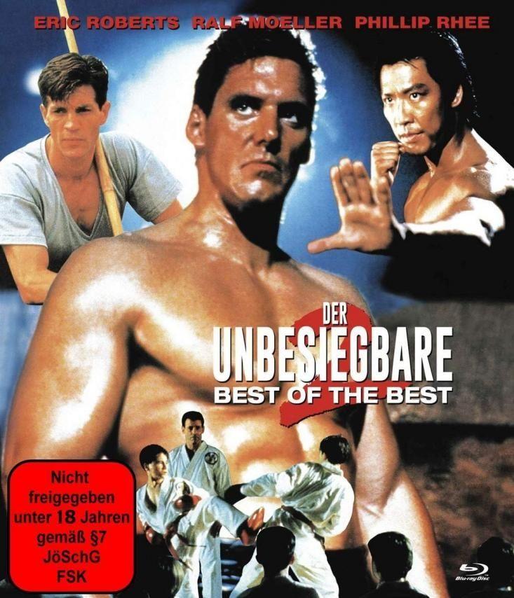 Best of the Best 2 - Der Unbesiegbare (BLURAY)