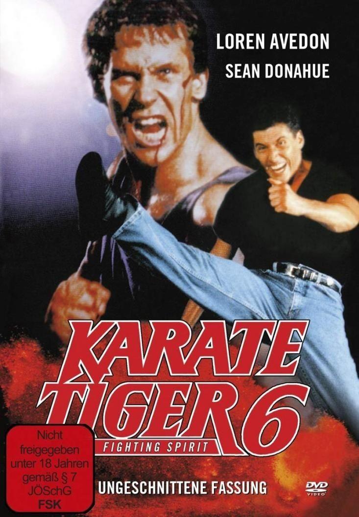 Karate Tiger 6 - Fighting Spirit (Uncut)