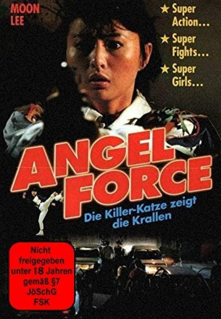 Angel Force - Die Killer-Katze zeigt die Krallen