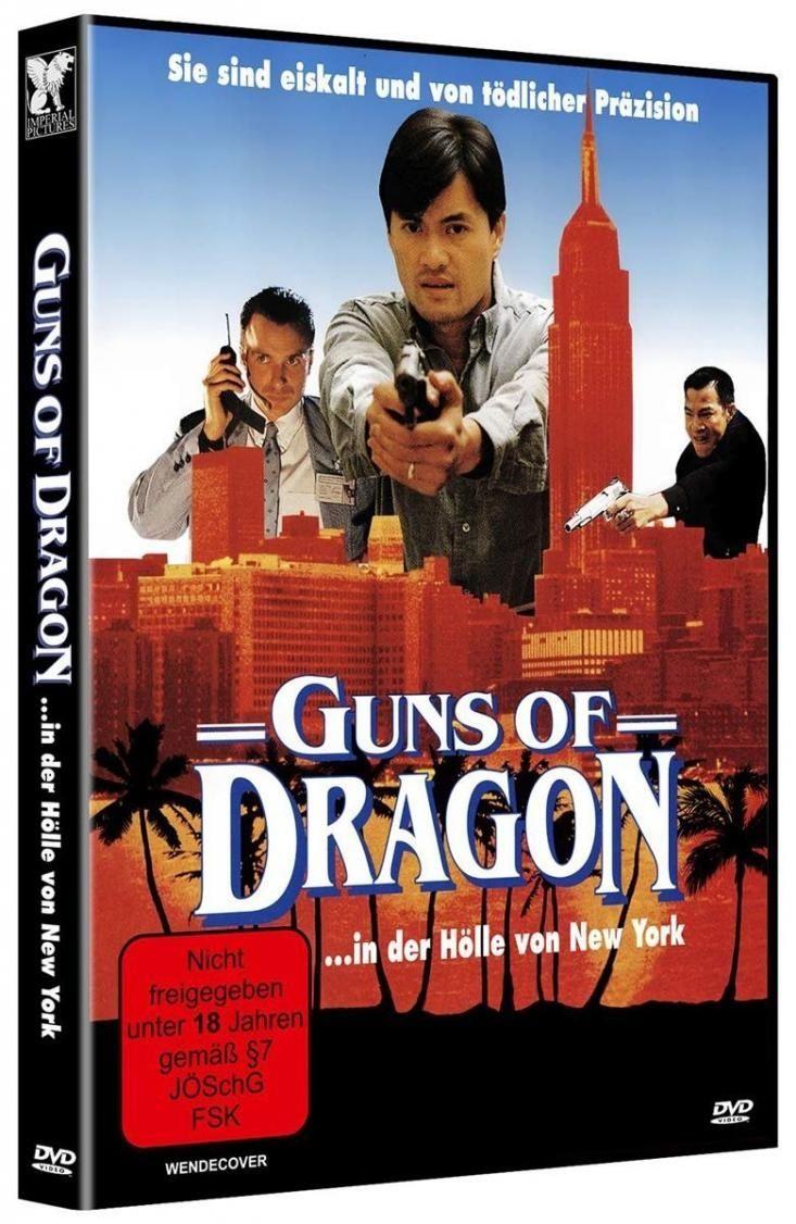 Guns of Dragon - In der Hölle von New York