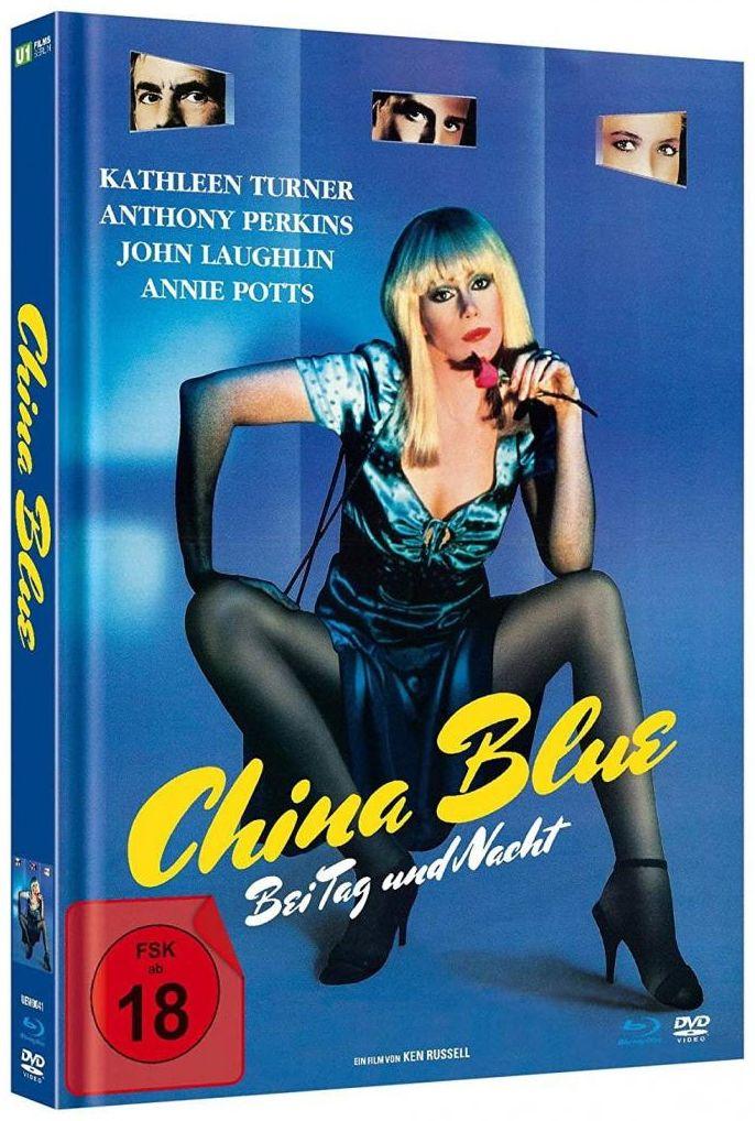 China Blue - Bei Tag und Nacht (Lim. Uncut Mediabook) (DVD + BLURAY)