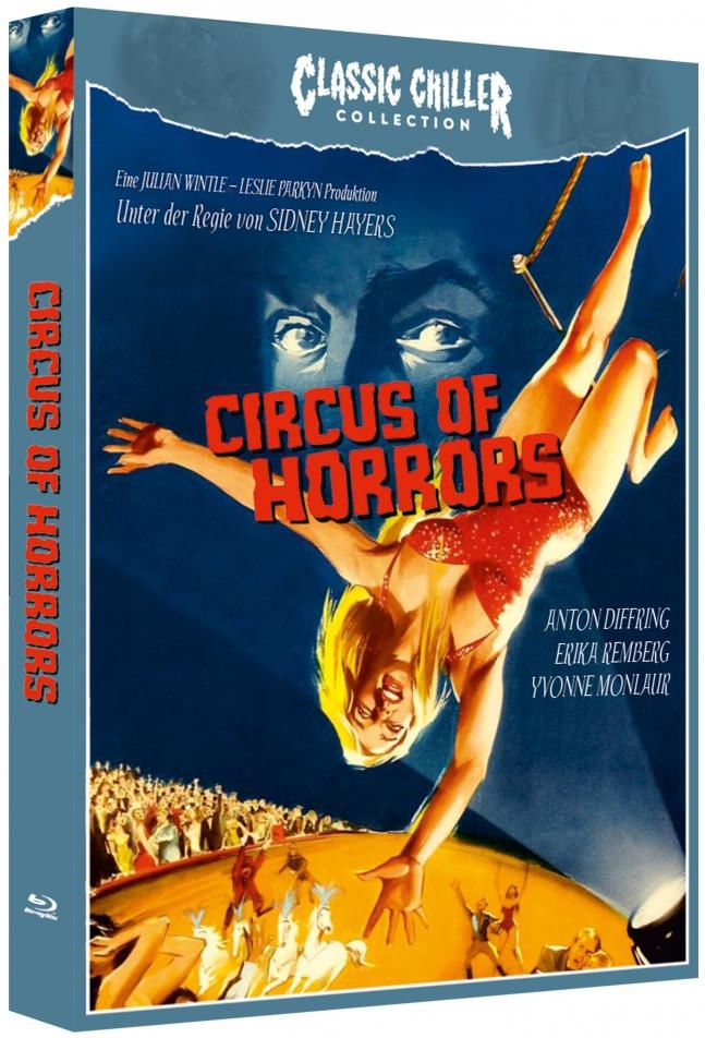 Circus of Horrors (Classic Chiller Collection) (2 Discs) (BLURAY)