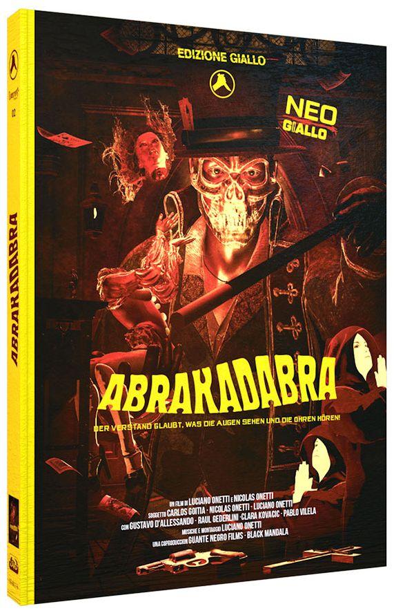 Abrakadabra (Lim. Uncut Mediabook - Cover B) (3 Discs) (DVD + BLURAY)