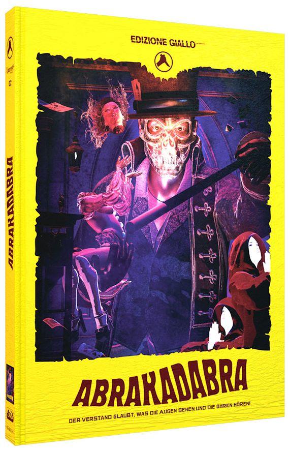 Abrakadabra (Lim. Uncut Mediabook - Cover C) (3 Discs) (DVD + BLURAY)