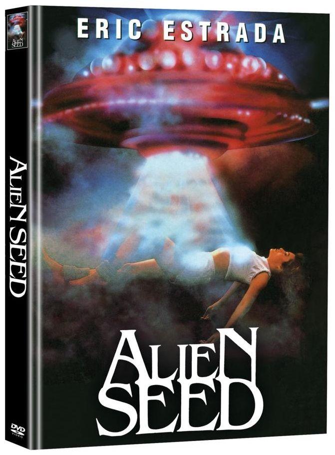 Alien Seed (Lim. Uncut Mediabook) (2 Discs)