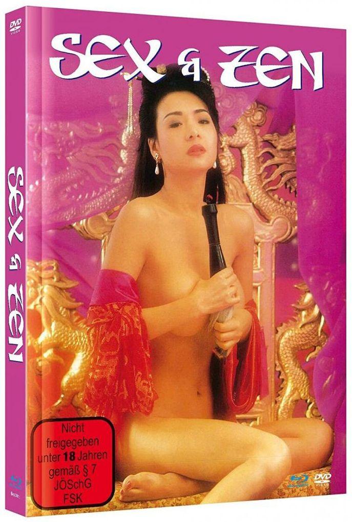 Sex & Zen (Lim. Uncut Mediabook - Cover C) (DVD + BLURAY)