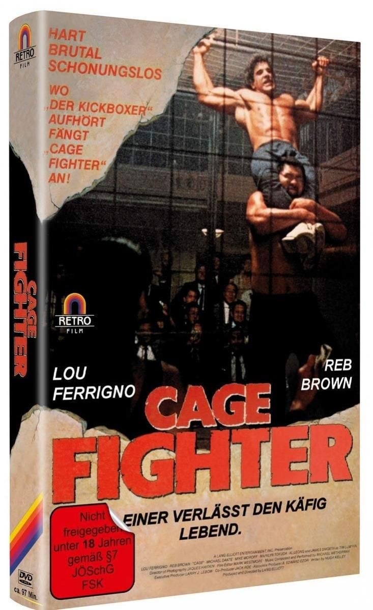 Cage Fighter (Lim. gr. Hartbox)