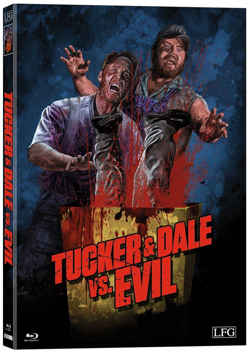 Tucker & Dale vs Evil (Lim. Uncut Mediabook - Cover A) (BLURAY)