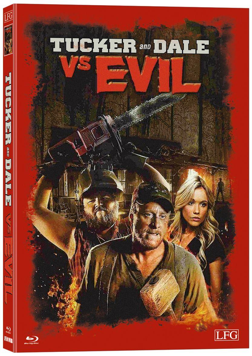Tucker & Dale vs Evil (Lim. Uncut Mediabook - Cover B) (BLURAY)