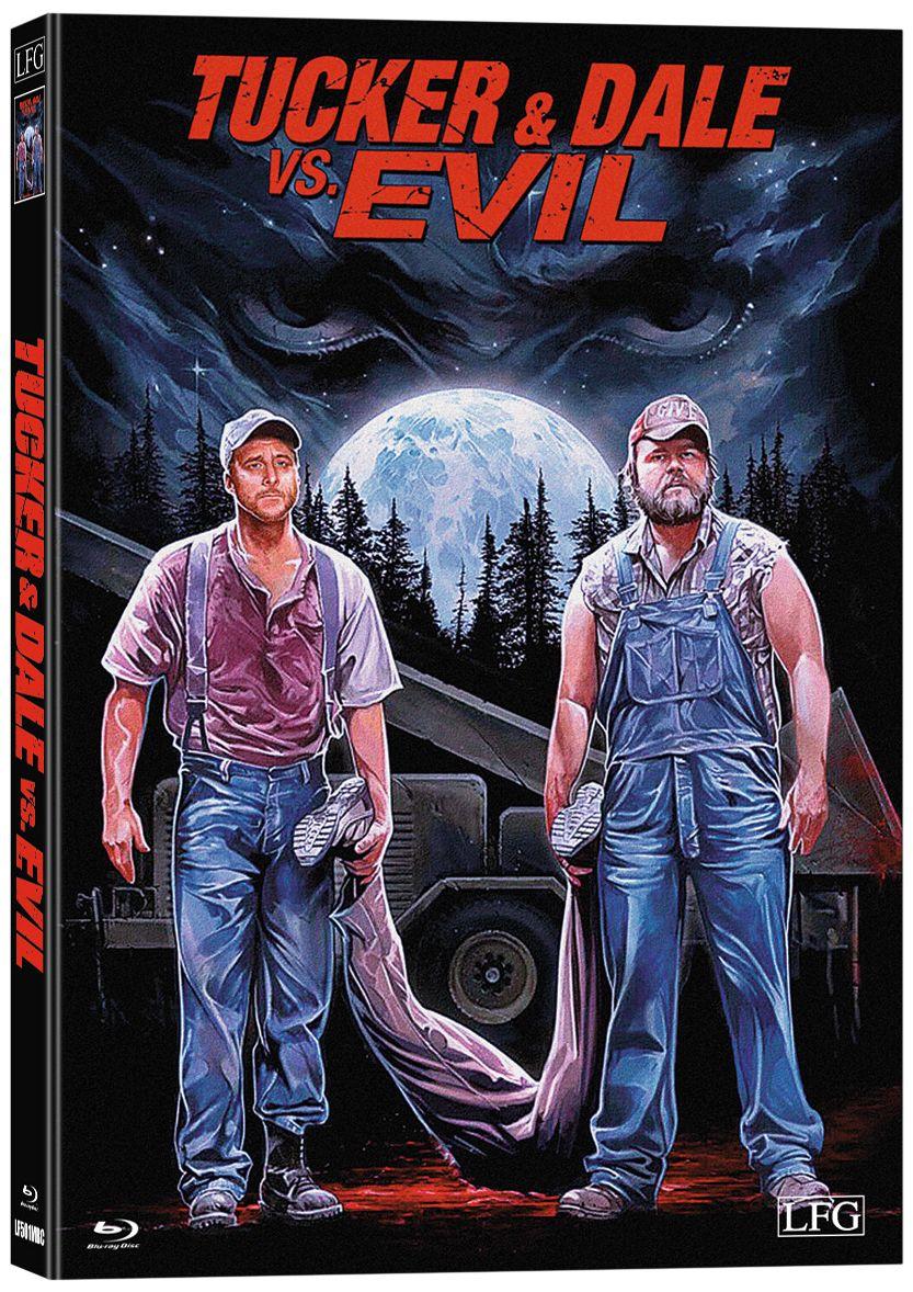 Tucker & Dale vs Evil (Lim. Uncut Mediabook - Cover C) (BLURAY)