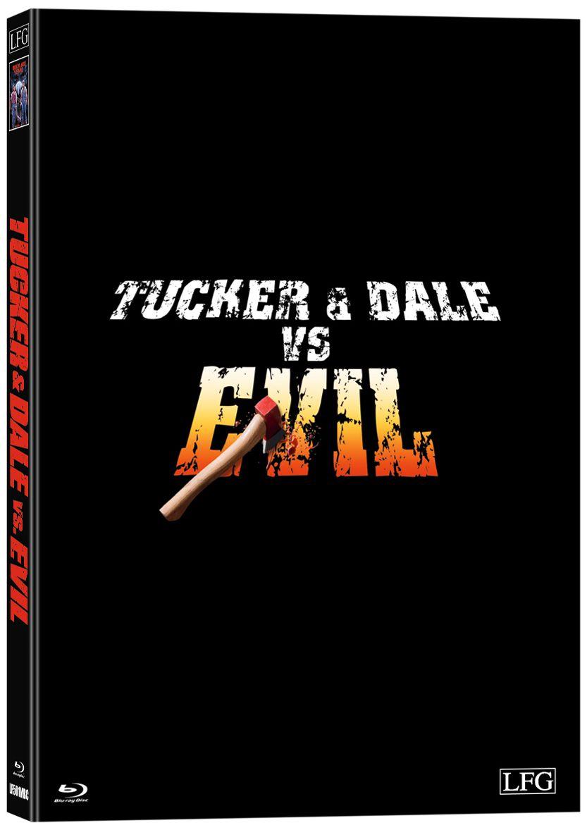 Tucker & Dale vs Evil (Lim. Uncut Mediabook - Cover D) (BLURAY)