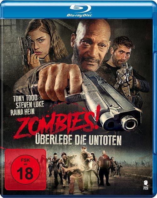 Zombies! - Überlebe die Untoten (BLURAY)