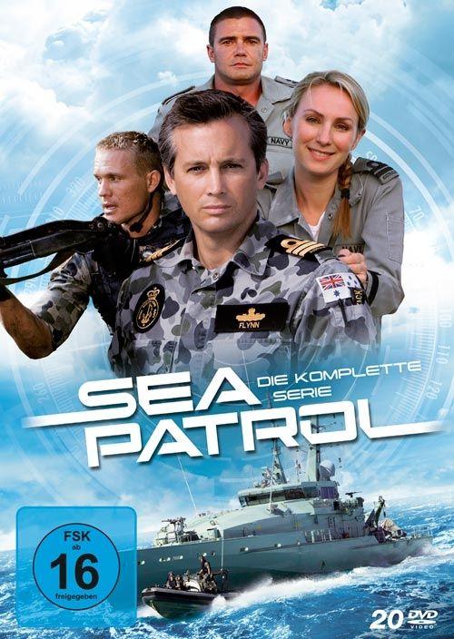 Sea Patrol - Die komplette Serie (20 Discs)