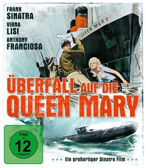 Überfall auf die Queen Mary (BLURAY)