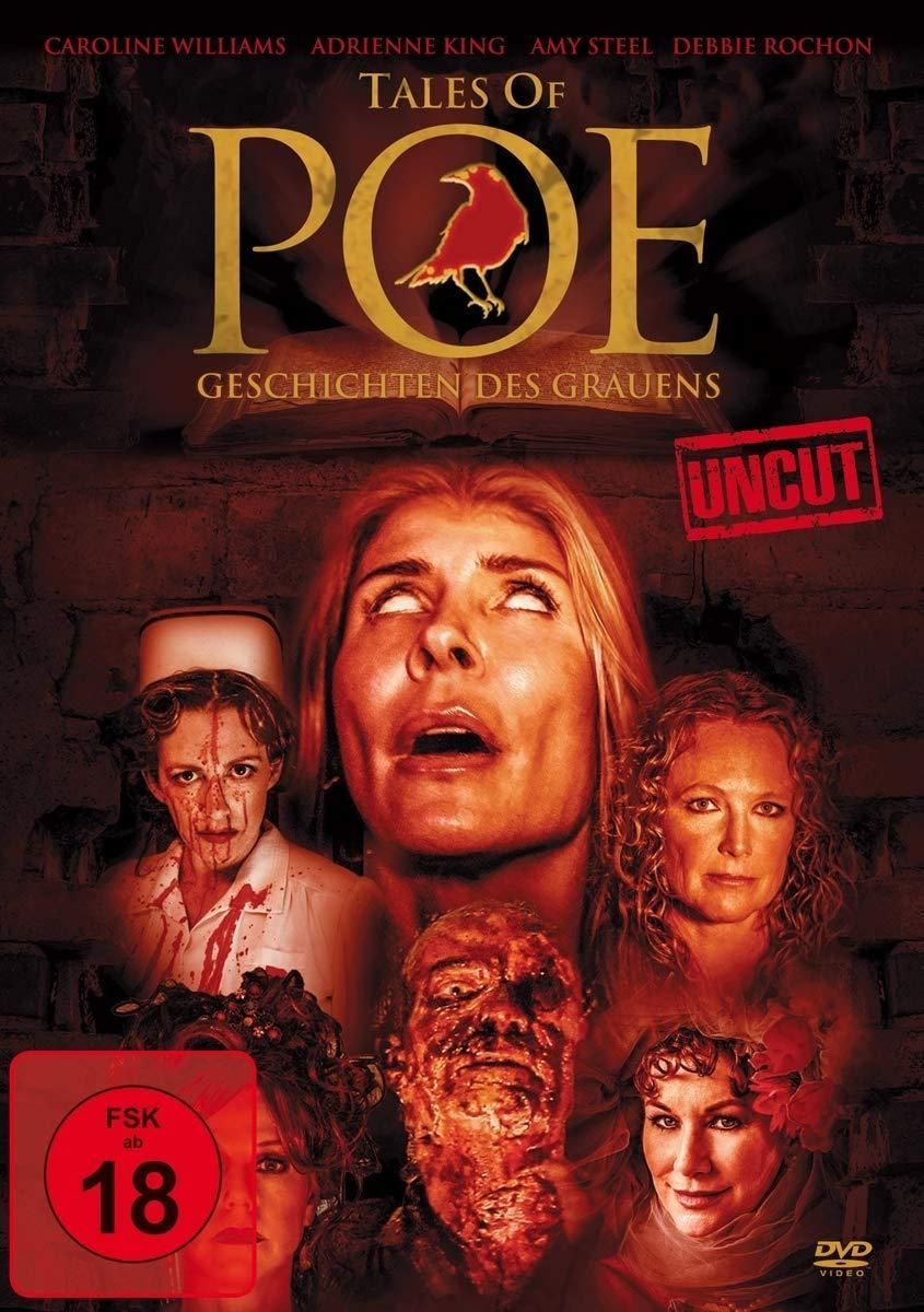 Tales of Poe - Geschichten des Grauens (Uncut)