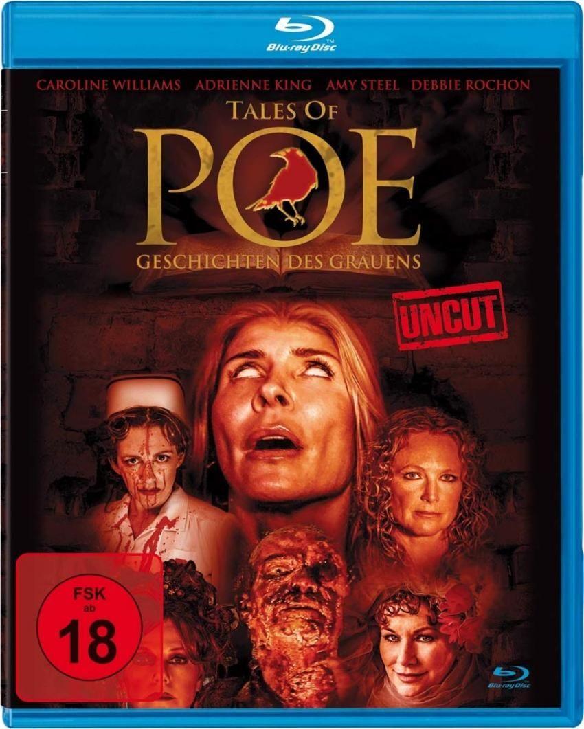 Tales of Poe - Geschichten des Grauens (Uncut) (BLURAY)