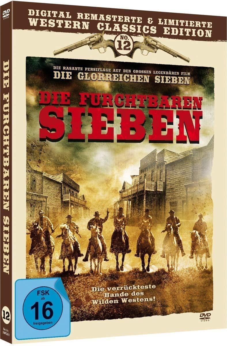 Furchtbaren Sieben, Die (Lim. Mediabook)