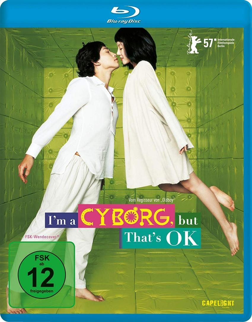 I'm a Cyborg, But That's OK (BLURAY)