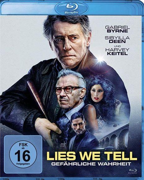 Lies We Tell - Gefährliche Wahrheit (BLURAY)