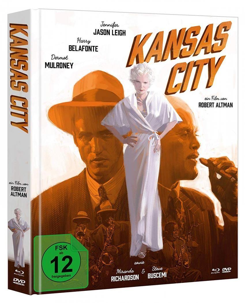 Kansas City (Lim. Uncut Mediabook) (DVD + BLURAY)