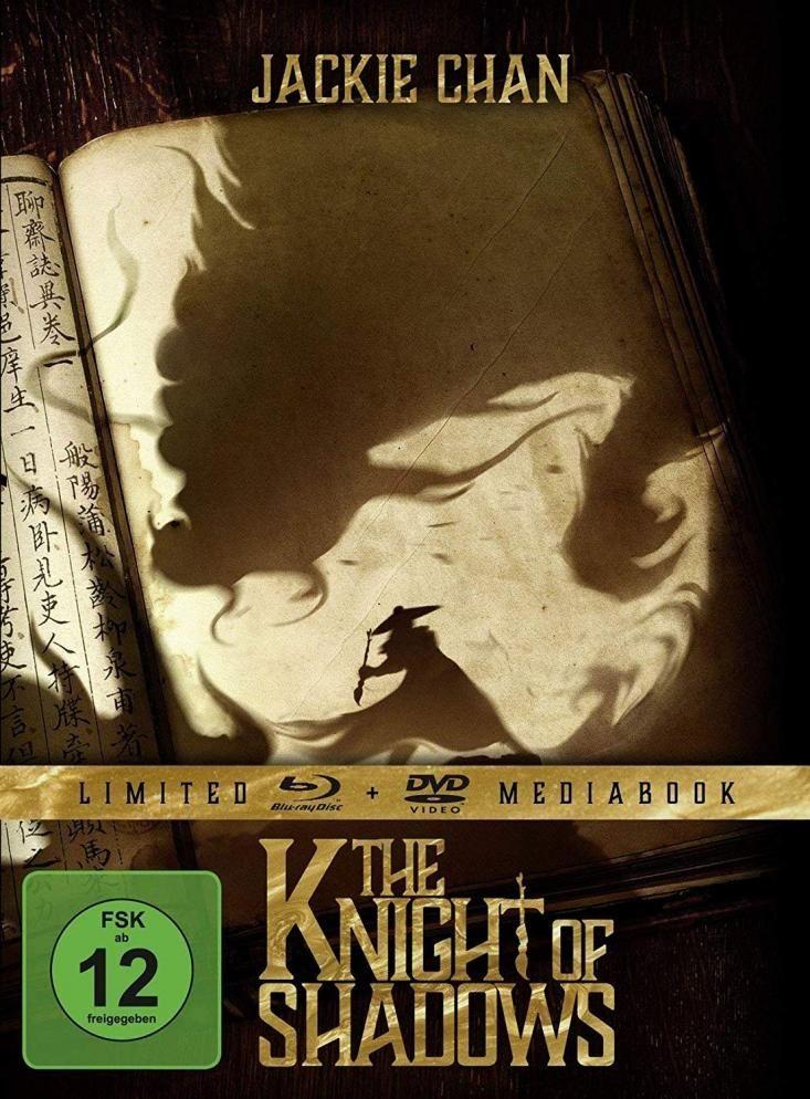 Knight of Shadows, The (Lim. Uncut Mediabook) (DVD + BLURAY)