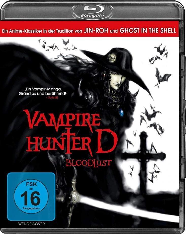 Vampire Hunter D: Bloodlust (BLURAY)