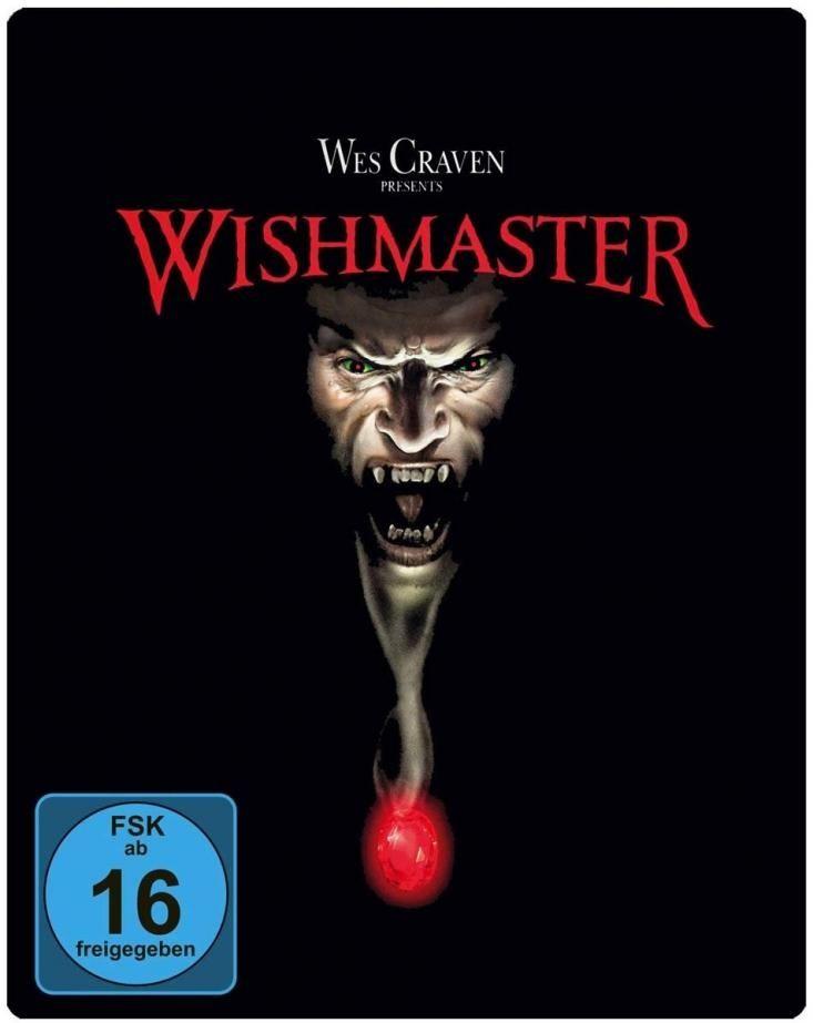 Wishmaster (Lim. Uncut Steelbook) (BLURAY)