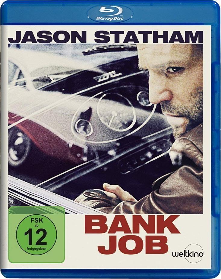 Bank Job (2008) (Neuauflage) (BLURAY)